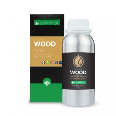 IGL Ecocoat Wood 500ml