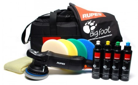 Rupes Bigfoot LHR 15ES Oscillerende - Deluxe Kit