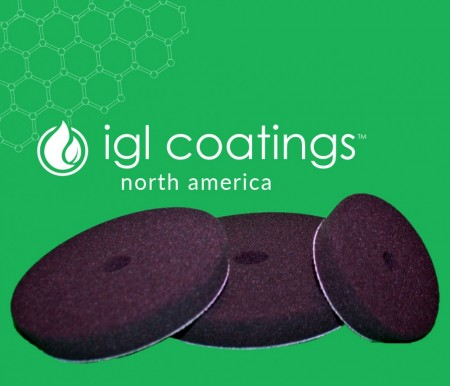 IGL Black Finishing 80mm