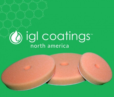 IGL Orange Heavy Polishing 80mm