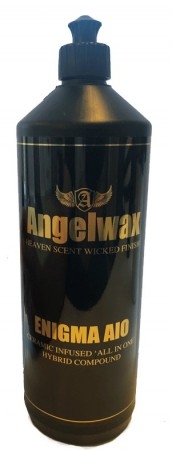 Angelwax Enigma AIO - All In One Lakkrens - 1L NYHET