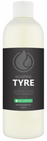 IGL Ecoshine Tyre 500ml