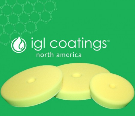 IGL Yellow Medium Polishing 80mm