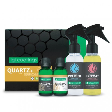 IGL Ecocoat Quartz+ 60ml kit