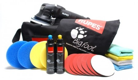 Rupes BigFoot LHR 12E Duetto - Deluxe Edition Kit