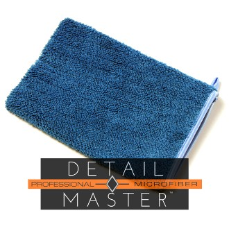 DETAIL MASTER Auto Mitt for Dusting, Polishing and Buffing