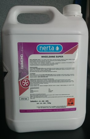 Nerta Wheelshine Super - 5 L