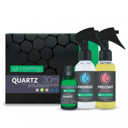 IGL Ecocoat Quartz 30ml kit
