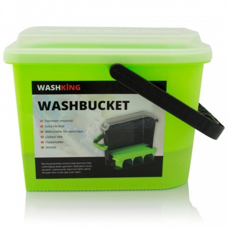 WashKing WashBucket (Bøtte)