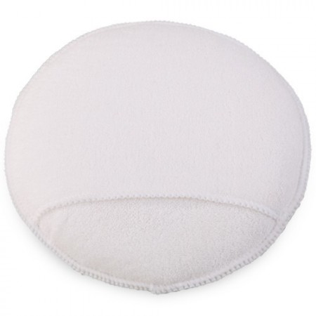Cotton Polish Pad W/Pocket
