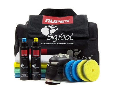 Rupes BigFoot LHR 75E Mini - Deluxe Edition Kit
