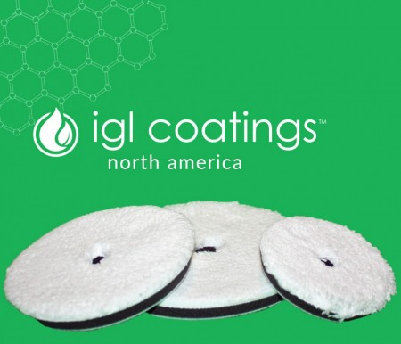 IGL Microfiber Finishing 135mm